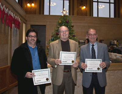 Recipients of Excellence in Historic Preservation Commercial Interior/Exterior Rehabilitation, 2011